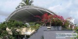 Tensile structure | tensile structure in