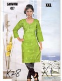 Women lates kurti and top online