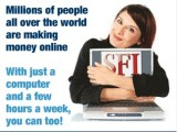 Work from home make money online