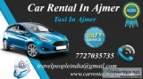 car rental in ajmer, car hire in ajmer,