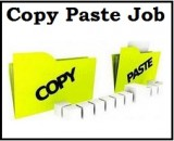 Adposting data entry typing job work at