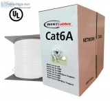 Cata plenum ft solid copper utp eth