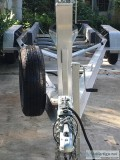 FLOAT-ON  lbs Boat Trailer