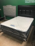 brand new full size mattress and boxspring for sale orthopedic m