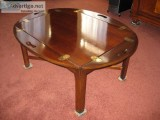 Coffee Table w glass top