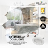 Install  Dimmable LED Downlights and Replace The Your Existing