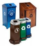 Buy Trash Cans with Wheels  Recyclingbin