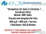 Bungalow for Sale in Charkop Kandivali West