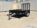 BIG TEX SA UTILITY TRAILER