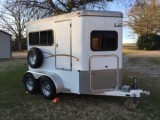 ... Legend  Horse Aluminum Trailer