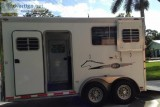 Super NiceOne Owner EBY  horse trailer