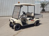 s CLUB CAR LSV UTILITY CART