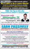 EARN Rs. Lakhs and above Starting a GLOBAL FRANCHISEE Business
