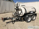 MARKSMAN  GALLON WATER TRAILER