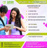 Study in Australia  UNIK Global Services