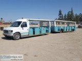 FORD E TRANSPORTER TROLLEY