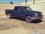 s CHEVROLET SILVERADO  EXTENDED CAB PICKUP TRUCK