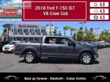 Used  FORD F- XLT V CREW CAB for Sale in San Diego -