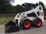 BOBCAT S RUBBER TIRE SKID STEER
