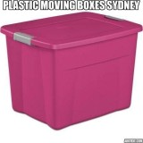 Let us help you with moving bins for rent in Sydney
