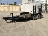 ZIEMAN EQUIPMENT TRAILER