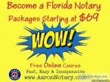 Become a Florida Notary
