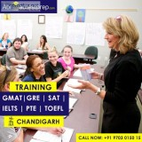 IELTS PTE GMAT TOEFL SAT and GRE Coaching at Chandigarh