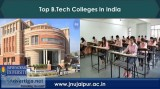 Top B.Tech Colleges In India