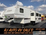 2000 COACHMEN CATALINA FIFTH WHEEL 30FT 1 SLIDE OUT REAR KITCHEN