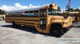 1992 Ford Thomas School Bus with Mechanical Engine