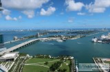 Miami Florida luxury and Gorgeous  Condo with Direct Water View