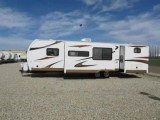 2012 Pacific Coachworks Panther Premier 31FBSS Trailer For Sale