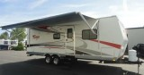 2008 Pacific Coach works Tango 286RBSS 28  travel trailer