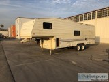 FLEETWOOD PROWLER N TRAVEL TRAILER