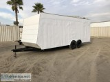 CARSON ROAD HAULER ENCLOSED TRAILER