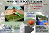 Back Yard Sports Courts and Putting Greens