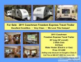 2011 Coachman Freedom Express For Sale