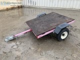 CHANGZHOU NANXIASHU TOOL CO. UTILITY TRAILER
