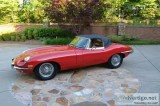 Jaguar E-Type Roadster XKE