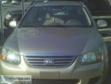kia spectra low price due(some dings and scratches)