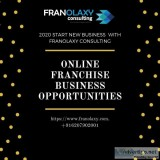Online Franchise Business Opportunities