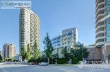 Metrotown  Bed  Bath Condo w Fireplace and Balcony  Centrepoin