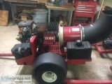 Toro Por Force Blower with Wireless Remote